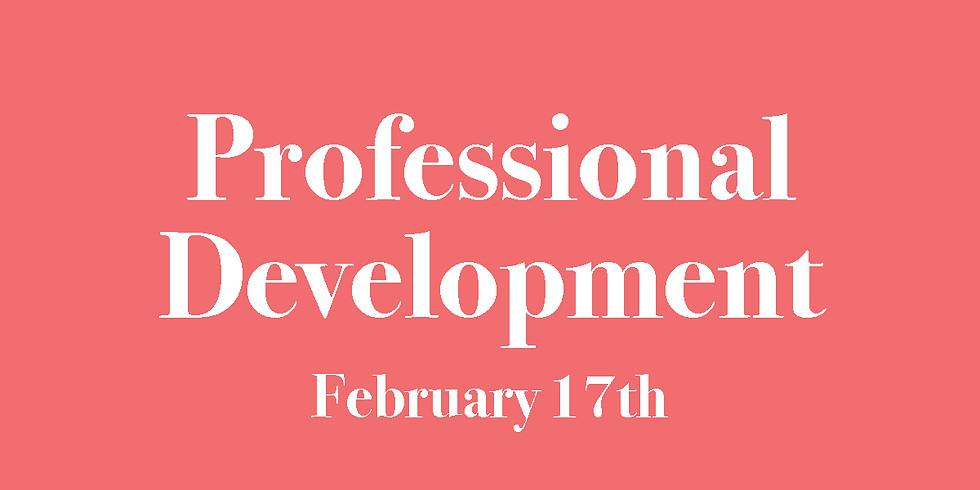 Professional Development with Tina Winner