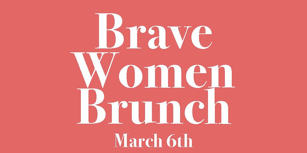 Brave Women Brunch with Megan Altemus