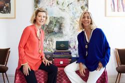 Alexandra de Royere &Soledad Twombly