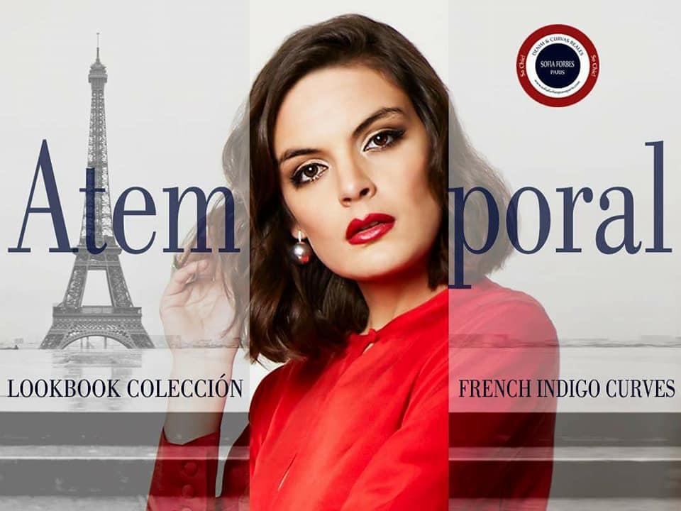 Sofia Forbes Jeans Paris