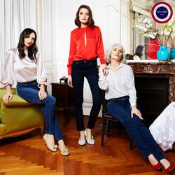 Sofia Forbes Jeans Paris5106 copie