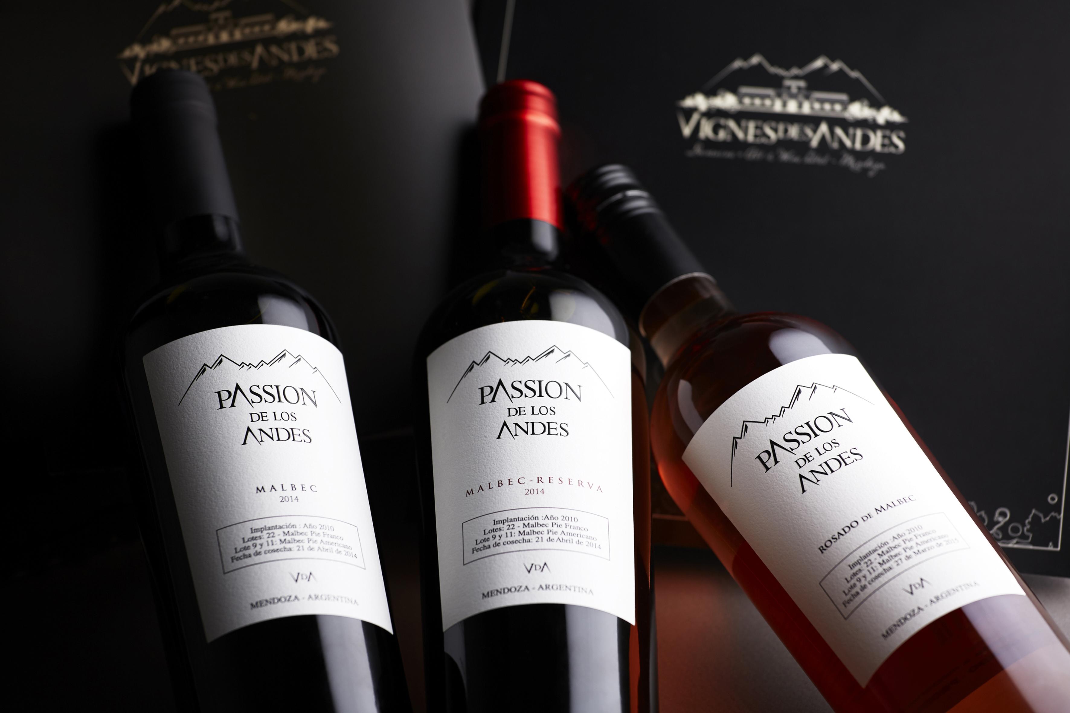 Fotografia de producto - Vino