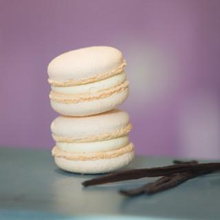 Macarons cu Vanilie -14lei/50gr