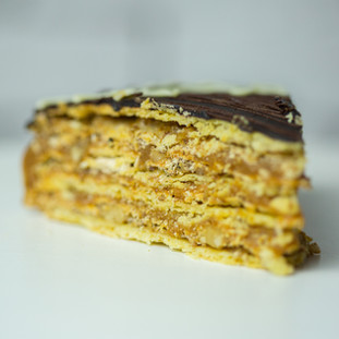 Tort Caramel- 14.5 lei/100gr