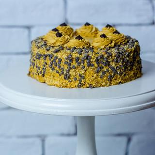 Tort Fantezia cu prune - 116 lei/kg