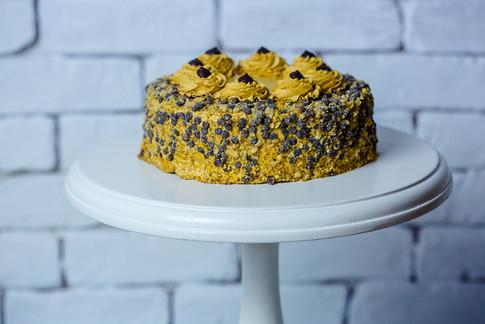 Tort Fantezia cu prune - 108 lei/kg
