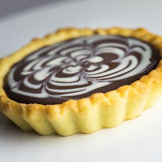 Tarta cu ciocolata neagra - 12 lei/95gr