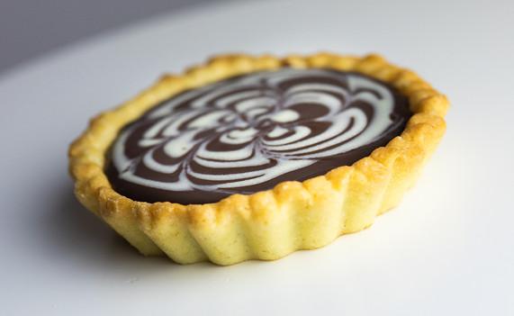 Tarta cu ciocolata neagra - 10.5 lei/95gr