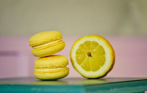 Macarons cu lamaie- 13lei/50gr