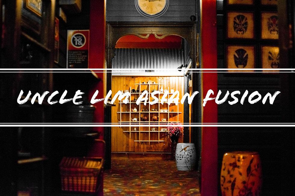Uncle Lim Asian Fusion