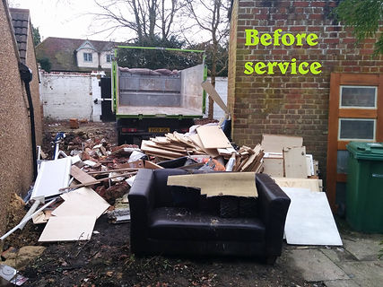 Remove Rubbish London