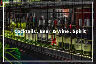 Beer Wine Cocktails