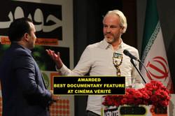 Winner at Cinema Verite