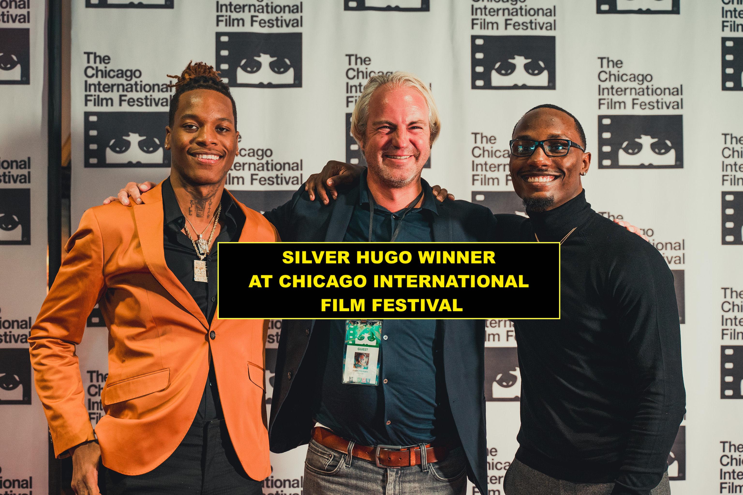 Silver Hugo Winner