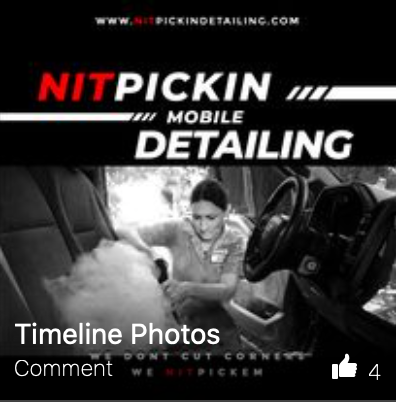 Nitpicking Mobile Detailing