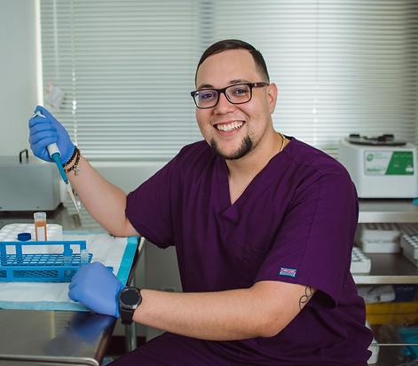 Daniel Jackson Lab Technician | Xera Med