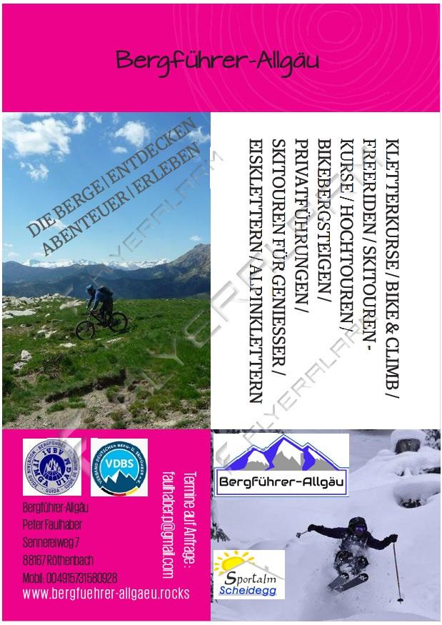 Kletterkurs im Allgäu, Felsklettern Grundkurs