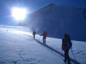 Hochtourenwoche im Wallis Bergführer buchen