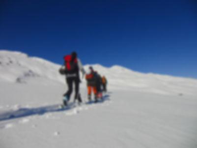 Skitourenkur im Allgäu | Einsteiger | Bergführer | Bergschule | Alpinschule | Freeriden | Skitouren |