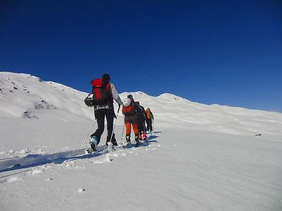 Skitourenkur im Allgäu   Einsteiger   Bergführer   Bergschule   Alpinschule   Freeriden   Skitouren  