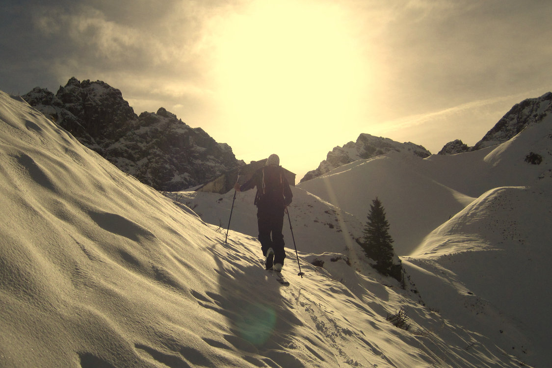 Bergführer | Bergschule | Alpinschule Allgäu | Oberstdorf | Vorarlberg | Bregenzerwald | Skitourenkurse | Skitouren | Freeriden | Arlberg | Guide |