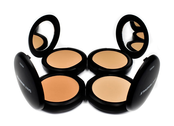 Natural Pressed Mineral Foundation