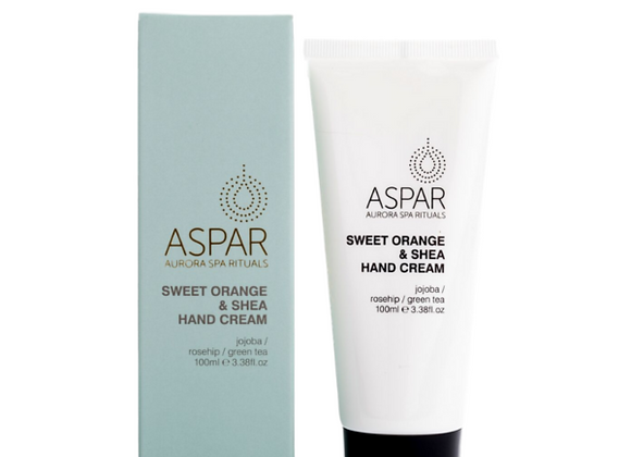 Sweet Orange & Shea  or Rose & Shea Hand Cream