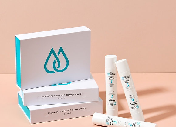 The Skincare Company Travel Pack