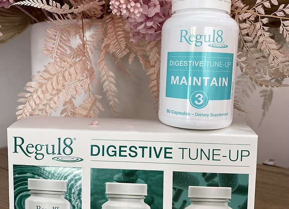 Regul8 Digestive Tune Up with FREE Maintain