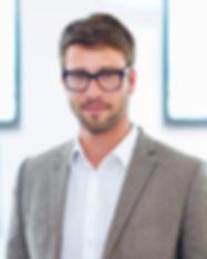 Man with Grey Jacket