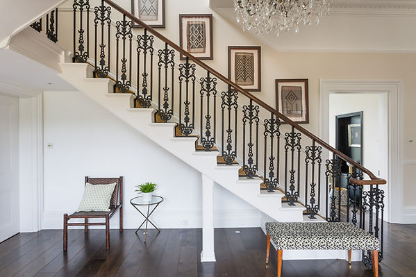 Large Period Staircase