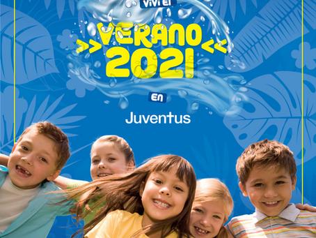 Viví el Verano 2021 en Juventus