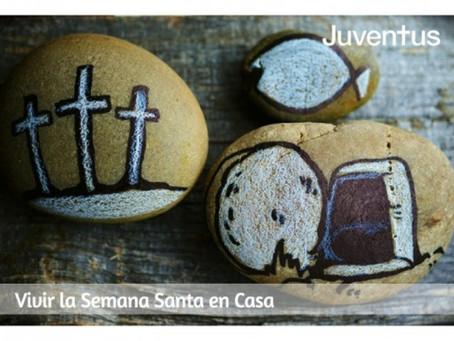 Vivir la Semana Santa en casa
