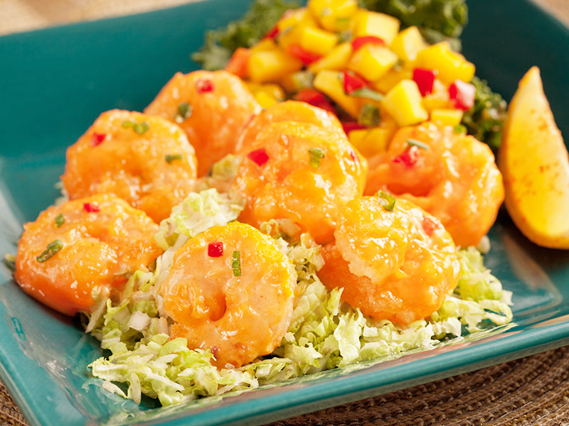 Firecracker Shrimp