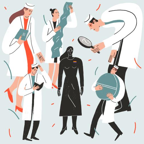 Illustrations For Takie Dela