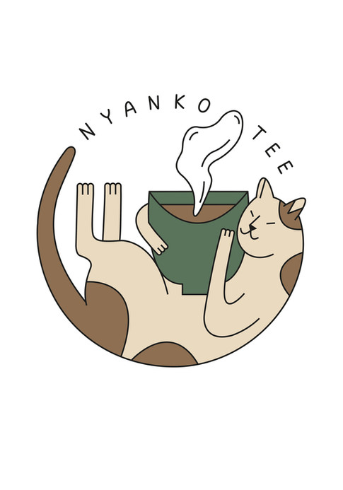 Logo For Nyanko Tee
