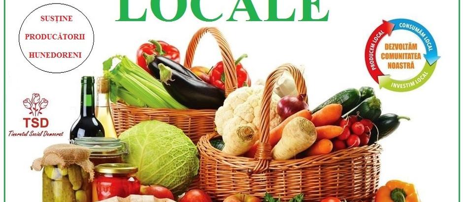 Apel pentru susținerea economiei locale!
