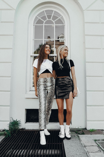 Eliza + Lily