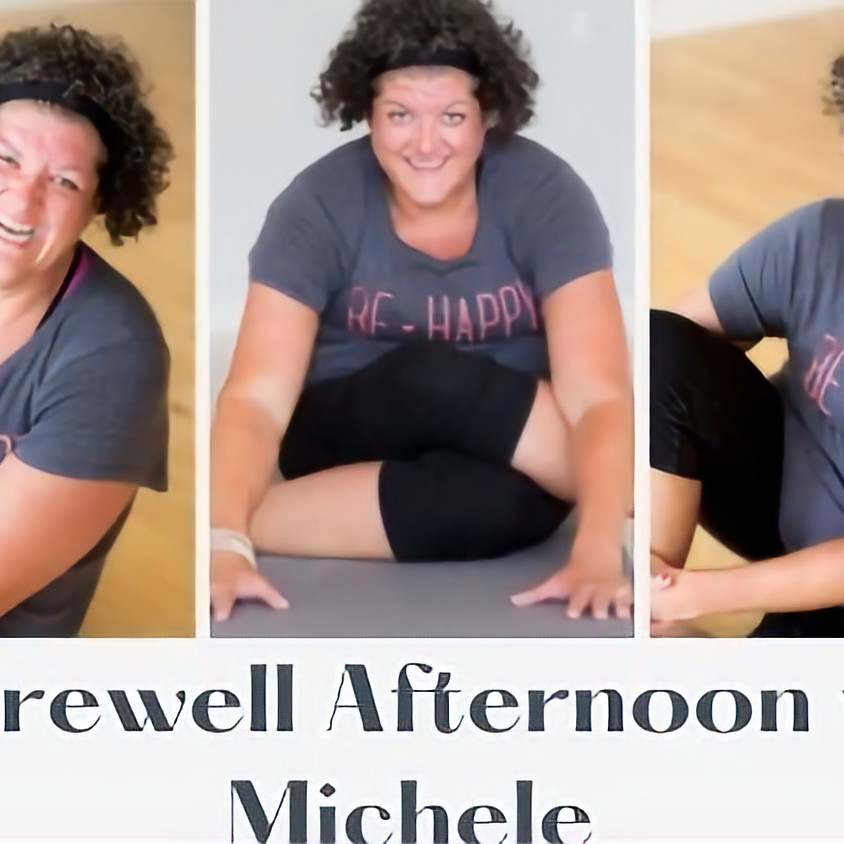 Going Away Afternoon with Michele Stewart