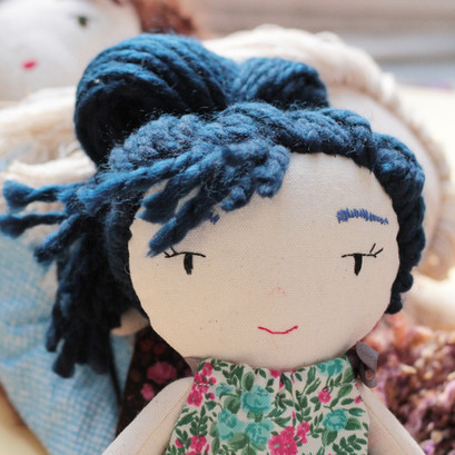 What else do you need to sew a doll?