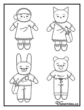 coloriage-poupee et animaux.png