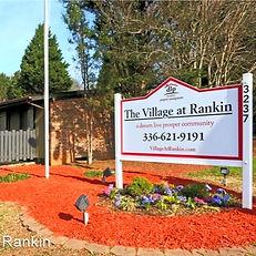 THE VILLAGE AT RANKIN, 3237 YANCEYVILLE ST., GREENSBORO, NC