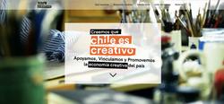 Sitio Web Chile Creativo