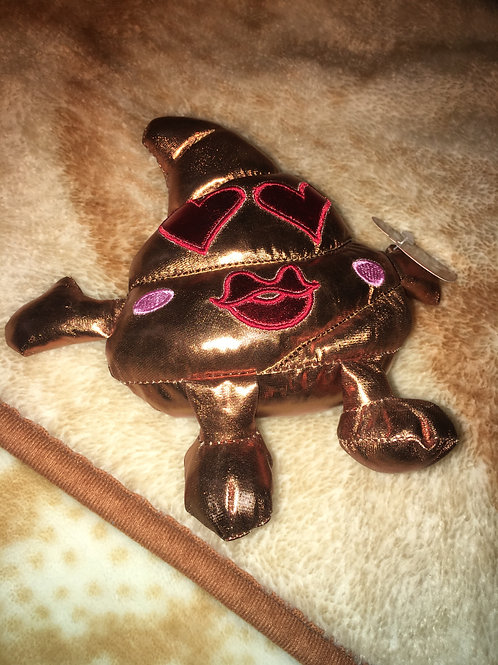 Cute Chocolate Load Plush