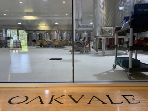 Behind the scenes at Oakvale