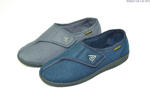Gents Slipper - Arthur Grey Size 8