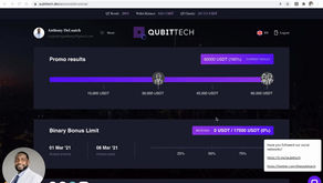 QubitTech Review UPDATE, Made 1/2 Million In Less Than 4 Months, Detailed Overview