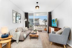 Living Room Renovation Sunshine coast