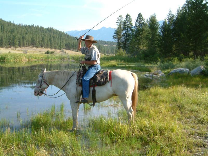 poor lonesome cowboy!