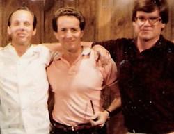 Adrian, Aaron & Len Peyronnin.